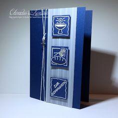 Claudia's Karteria I Card, Lockers, Locker Storage, Special Occasion, Home Decor, Boxes, Bricolage, Candles, Handmade