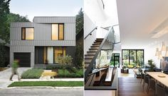 A Sun-Drenched 'Kaleidoscope House' in Toronto