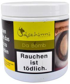 Dschinni Shisha Tobacco Da Bomb unter https://www.relaxshop-kk.de/dschinni-tobacco.html