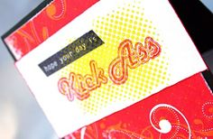 Funky #cards #crafts