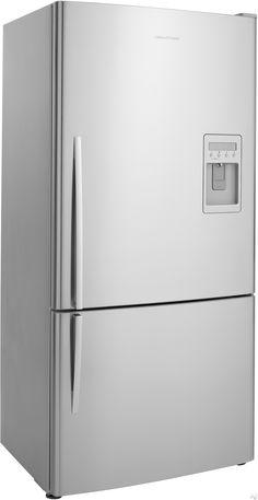 Water Dispenser, Top Freezer Refrigerator, Kitchen Appliances, Kitchens, Fisher, Ice, Refrigerators, Stay At Home Mom, Diy Kitchen Appliances