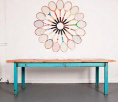 Table and tennis rackets