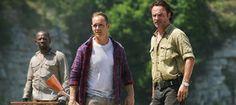 Découvrez des détails et les premières images de la saison 6 de The Walking Dead avec les nouveaux Ethan Embry et Merrit Weaver.