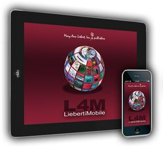 Liebert For Mobile - L4M | Universal mobile-friendly access to all journal content wherever you are.