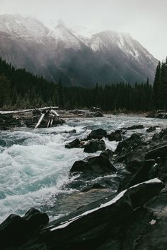 "lvndscpe: ""River   by Ezra Jeffrey """