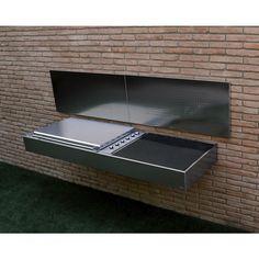 Fesfoc Krakatoa Line - Barbecue - Gas Grill