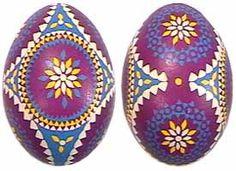Tradition muss sein! Sorbische Ostereier gibt's auch wieder in diesem Jahr!