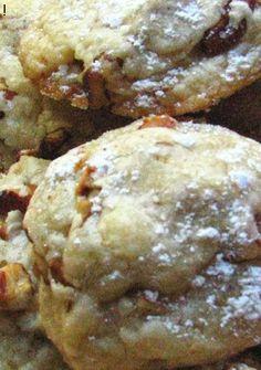 Grandmas Toasted Pecan Butter Cookies