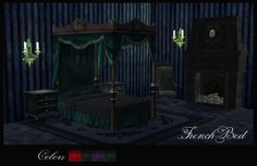 French Bed TS3 to TS4 Conversion
