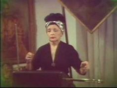 """Clara Rockmore - The Swan  """"Woah, a theremin sounds like a cross between a ghost woman humming to herself, and a violin made out of jelly...""""  - Munkydude150   ...well put Munkydude150, Blue and I thought the same thing."""