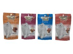Purina Fancy Feast Duos Cat Treats Variety Pack Bundle Set of 4 Flavors ounces each Natural Rotisserie Chicken Cheddar and Crab Souffle Tuna Salmon *** To view further for this item, visit the image link. (This is an affiliate link) Cat Treats, Rotisserie Chicken, Tuna, Cheddar, Pet Supplies, Salmon, Fancy, Pets, Natural