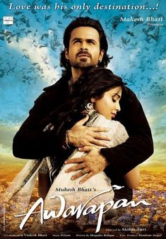 Awarapan Movie In Hd. Brought up by a gangster named Bharat Malik, Shivam Pandit lives a faithless and reckless lifestyle, doing the bidding of his mentor - which also includes being a hit-man. Download Free Movies Online, Free Movie Downloads, Hindi Movies Online, Movies To Watch Online, Bollywood Movie Songs, Crime Film, Online Gratis, Good Movies, Movies Free
