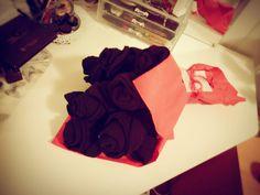Socks bouquet. Creative easy  diy  gift for him/ husband.