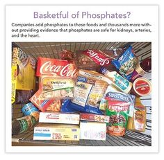 Is too much phosphorus in food a threat to your kidneys? - Nutrition Action