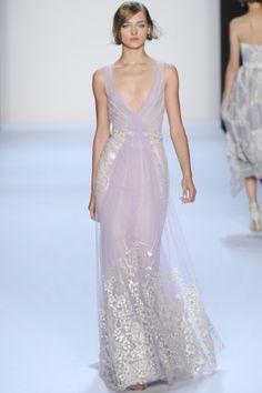 Sfilata Badgley Mischka New York - Collezioni Primavera Estate 2014 - Vogue