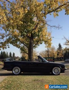 BMW: 3-Series 325i convertible #bmw #3series #forsale #canada