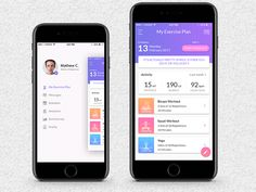 Fitness App by Swayam Tech Lab