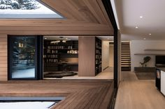Hillsden House by Lloyd Architects