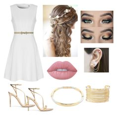 """""""Simple and Pretty"""" by mhussain6 on Polyvore featuring art"""