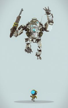Adorable Titanfall Wallpapers