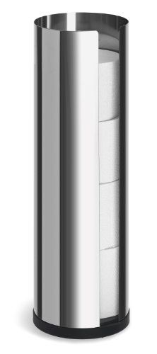 Blomus Toilet Paper Holder. Blomus 66658 Polished Stainless Steel Spare Toilet Paper Roll Holder.  #blomus #toilet #paper #holder #blomustoilet #toiletpaper #paperholder