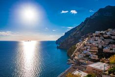 Amalfi Coast Tours in south of Italy by locals. Discover the Amalfi Coast with us by visiting places like Amalfi, Ravello, Capri, Positano. Hotel Amalfi, Amalfi Coast Hotels, Amalfi Coast Italy, Positano, Playground, Scenery, River, Photo And Video, Places