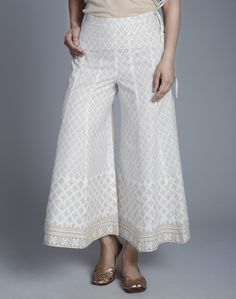 Fabindia.com   Cotton Gold Khari Sharara
