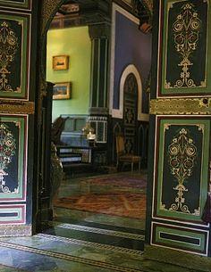 Yves Saint Laurent Marrakech Interior