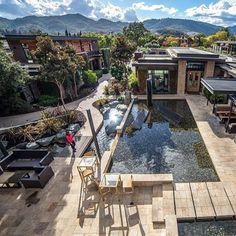 Bardessono Hotel in Yountville, Napa Valley, California