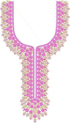 Latest Neck Designs for Kurtis / Dress / Suit / Men's Neck Download Embroidery Design File in .EMB Format. Embroidery Suits, Machine Embroidery Patterns, Hand Embroidery, Kurti Neck Designs, Blouse Designs, Suit Men, Bae Suzy, Design Files, Galo