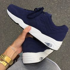 Puma R698 Suede #Sneakers #SneakersAddict