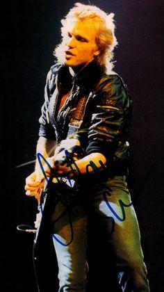 Michael Schenker*- MSG 1981