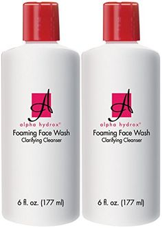 Alpha Hydrox Foaming Face Wash 6 oz 2 Pack *** To view further for this item, visit the image link.