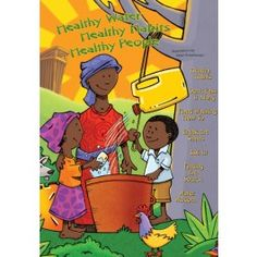FREE -  You'll feel great knowing that through the activities in this booklet, children will gain a healthy start on taking better care of themselves and the sources of clean water that we all need to stay healthy.