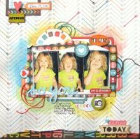 A Project by Missy Whidden from our Scrapbooking Gallery originally submitted 01/17/14 at 07:35 AM