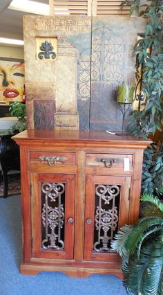 Gorgeous Cabinet $295.00. - Consign It! Consignment Furniture
