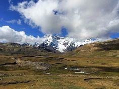 Ausangate e o Circuito de Trekking Acima dos 4.000 Metros de Altitude