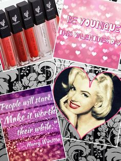 Be something special this Valentine's Day! Be Younique!! Younique Products Fastest growing home based business! Join my TEAM! Younique Make-up Presenters Kit! Join today for only $99 and start your own home based business. Do you love make-up? So many ways to sell and earn residual income!! Your own FREE Younique Web-Site and no auto-ship required!!! Fastest growing Make-up company!!!! Start now doing what you love!  www.3DLashBAM.com