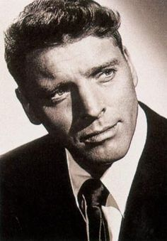 Burt Lancaster ~ my ultimate man of all men. The perfect mix of gentleman, athlete, activist and funny man.