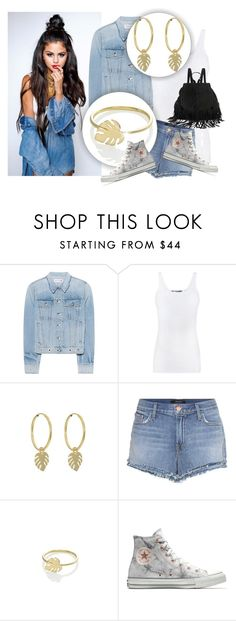 """""""SHOP - Virginie Millefiori Bijoux"""" by ladymargaret ❤ liked on Polyvore featuring rag & bone, Vince, J Brand and Converse"""