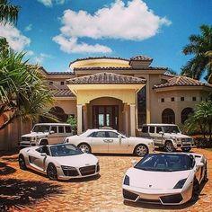 Mercedes, Audi, Lamborghini thanks to success online Wealthy Lifestyle, Luxury Lifestyle Fashion, Billionaire Lifestyle, Maserati, Ferrari, Bugatti Cars, Lamborghini Cars, Lamborghini Gallardo, Rolls Royce