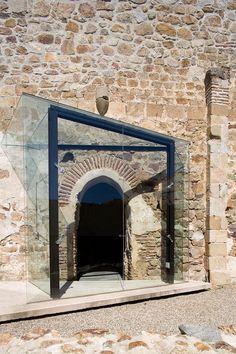 Rehabilitacion de la Iglesia de la Magdalena en Plasencia, Cáceres Arquitecto: Roberto Rubiolo Pardo
