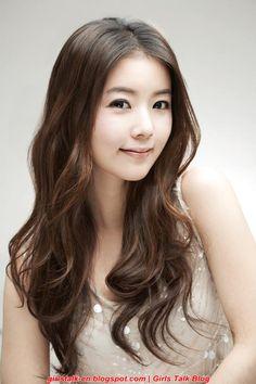 Hairstyles For Asian Hair Enchanting Asian Perm Hairstyles Digital Perm Thick Asian Hair  Google Search