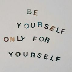 but let others help you be your best self