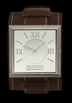 Reloj Classic Negro | Classic Black Watch