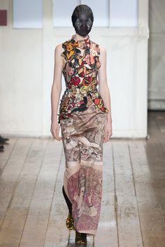 Maison Martin Margiela Paris Fashion Week 2014 Vogue