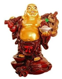 Laughing Buddha Meaning - Discover what the different symbols mean. Who was the Laughing Buddha? Where do you place the statue in your home to bring wealth Feng Shui And Money, Feng Shui Wealth, Laughing Buddha Meaning, Buddha Statue Meaning, Feng Shui Good Luck, Different Symbols, Buddha Sculpture, Meant To Be, Meditation