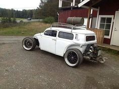Ideas for my new street rod (More at https://www.pinterest.com/gary5mith/ideas-for-my-new-street-rod/ )Volksrod