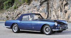 The elegance and rarity of early 1960s Ferraris has sent their prices to stratospheric levels. A 1960 Ferrari 250 GT Cabriolet Series II, with coachwork by Pininfarina, to be auctioned at the end of n