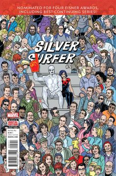 Silver Surfer (2016) Issue #5